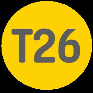 NUTRAM T26
