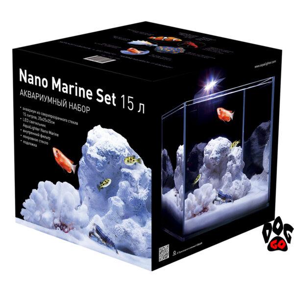 "COLLAR ""Nano Marine Set"" Аквариумный набор на 15 литров"