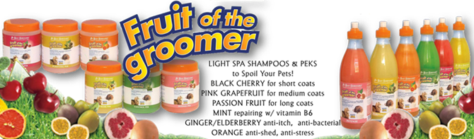 Fruit of the groomer IV SAN BERNARD - фруктовая линия для груминга