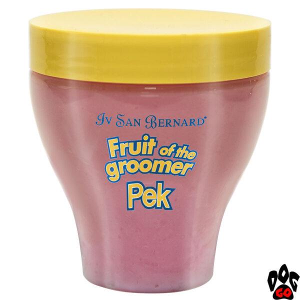 """Маска IV SAN BERNARD """"Black Cherry"""" для короткой шерсти, с протеинами шелка и черной вишней (250 мл)"""
