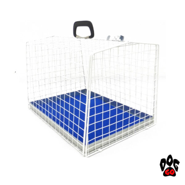 Клетка-переноска для собак CROCI, крашеная-2