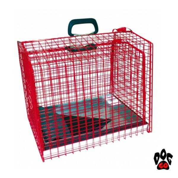 Клетки-переноски для собак (набор) CROCI №2 и №3, крашеная-1