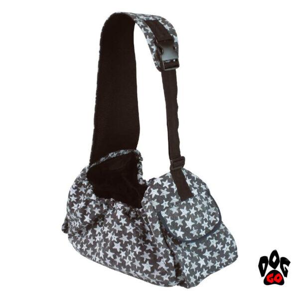 Сумка-гамак для собак и кошек CROCI Leisure, 41x26x17см-2