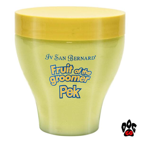 Маска для собак от зуда и перхоти IV SAN BERNARD антибактериальная, с имбирём и бузиной, 250 мл
