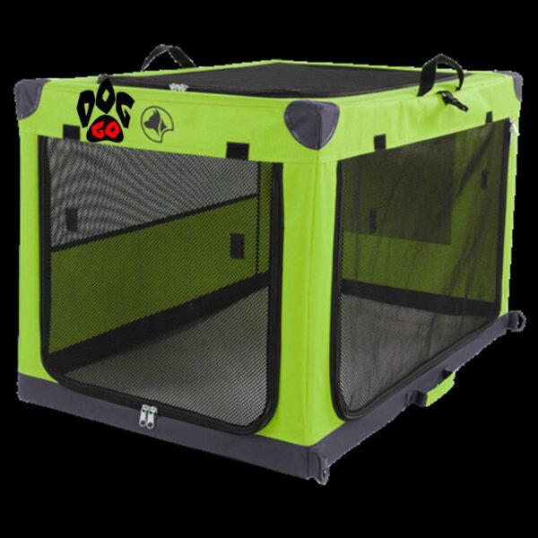Палатка для выставки собак и кошек CROCI DENVER сетка, карманы, 61х91х58 см - 2