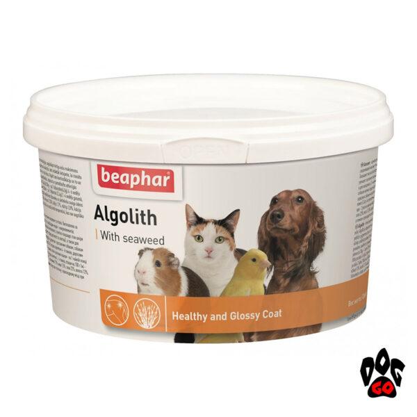 БЕАФАР Алголит для собак витаминно-минеральная добавка для пигментации, 250 г