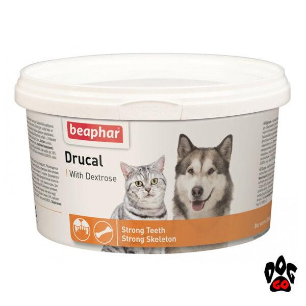 BEAPHAR DRUCAL Витамины для собак для суставов, костей и зубов, 250 г