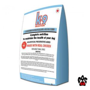Корм для собак мелких пород K9 Selection Small Breed Maintenance, 20 кг