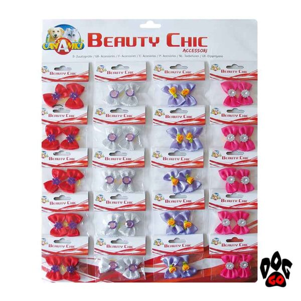 Бантики для маленьких собак CROCI, 35 мм, 2 шт