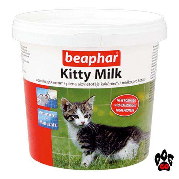 BEAPHAR Kitty Milk Сухое молоко для котят, 200 г
