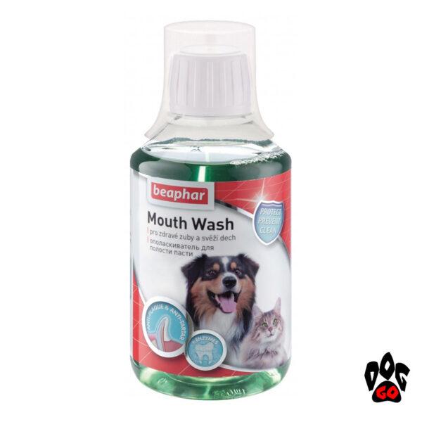Добавка в воду для собак BEAPHAR для зубов, 250 мл