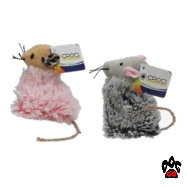 Мягкие игрушки для кошек CROCI Барашки, 10.5 см
