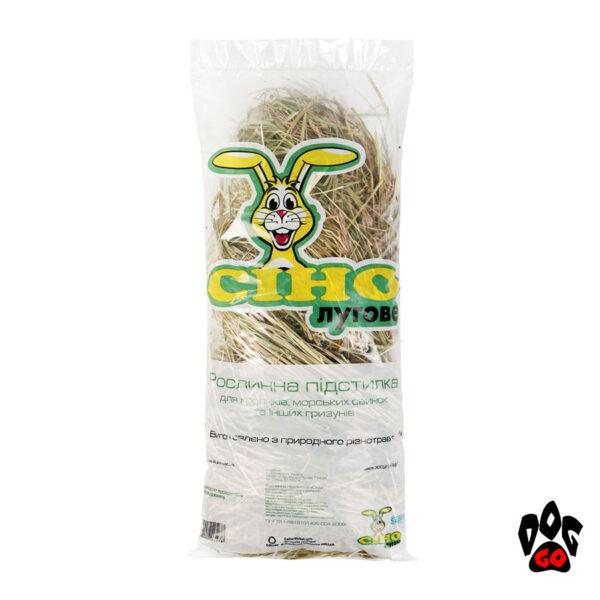 Сено для кроликов (грызунов) COLLAR, 300 г