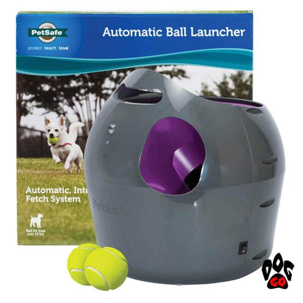 Автоматический метатель мяча для собак PetSafe - 4