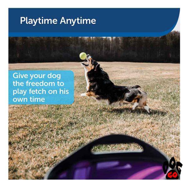Автоматический метатель мяча для собак PetSafe - 9