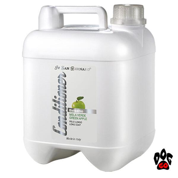 Кондиционер от колтунов для собак Iv San Bernard Apple SLS FREE распутывающий шерсть, для длинношерстных (кот, собака)-3