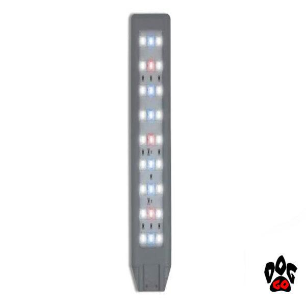 LED-лампы для аквариума для роста растений AMTRA PLAFONIERA VEGA LED FRESH 640Лм, с диммером, 6.8-10.5Вт-2