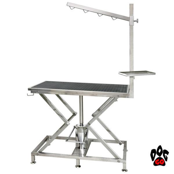 Стол для груминга Iv San Bernard BURGUNDY для стрижки-2