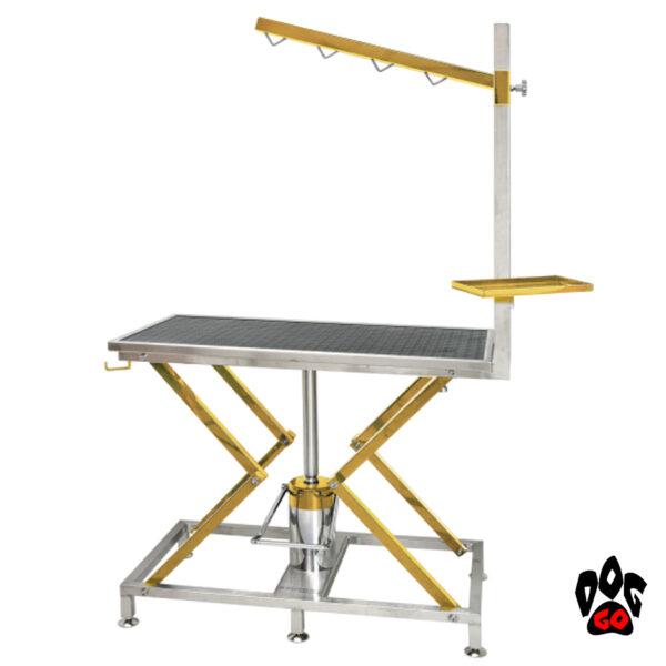 Стол для груминга Iv San Bernard BURGUNDY для стрижки-4