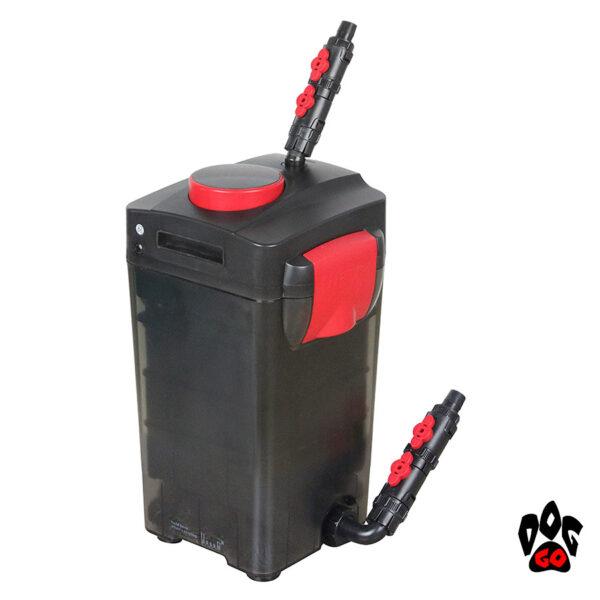 Внешний фильтр для аквариума 250 литров Wave MONARKA 700 BASIC