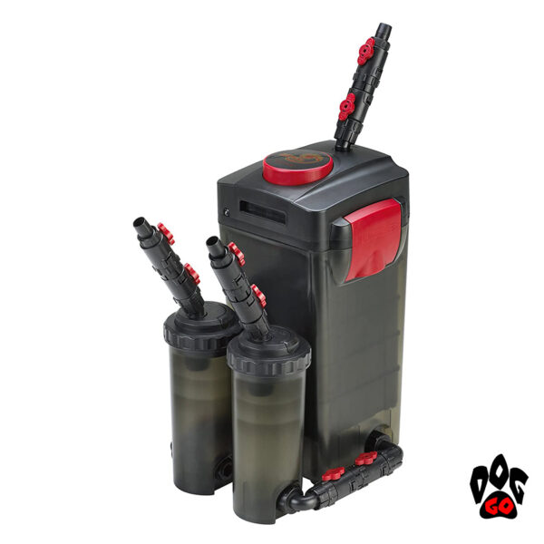 Внешний фильтр для аквариума 450 литров Wave MONARKA 1000 RANGE c 2 префильтрами