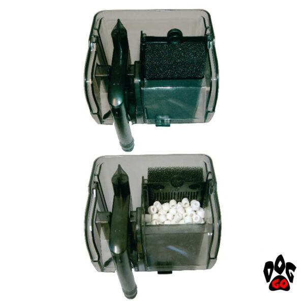 Внешний фильтр для аквариума 90 литров Wave NIAGARA 300 л.час, 3.8Вт-3