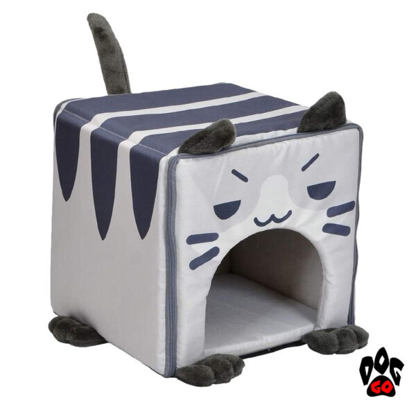 CROCI Домик для кота CATMANIA-1