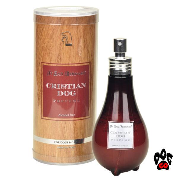 Духи для собак Iv San Bernard Cristian Dog Perfume 150 ml-1