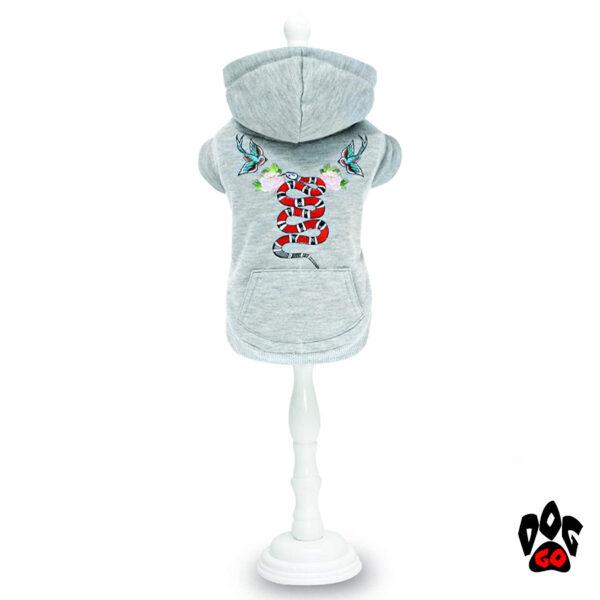 Куртки для собак с капюшоном CROCI STREET SNAKE