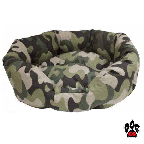 Мягкое место для собак CROCI MIMETICA, хаки-1