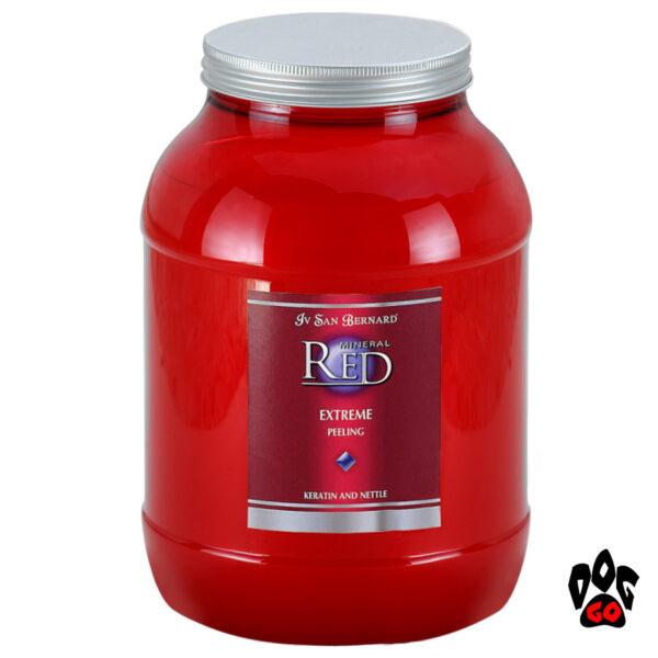 Пилинг для собак Iv San Bernard Extreme, отшелушивающий гель, регенерирует кожу, 300мл-3л-1