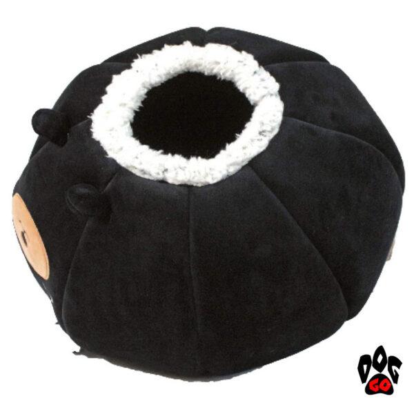 Зимний домик для кошки CROCI Fluffy Round, 50х50см-2