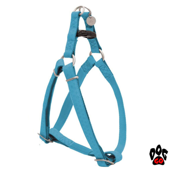 Мягкая шлейка для собак CROCI MYLORD с тиснением, кожзам-3