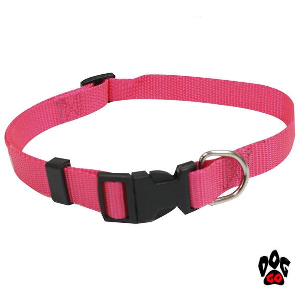 Нейлоновый ошейник для собак CROCI, регулируемый-2
