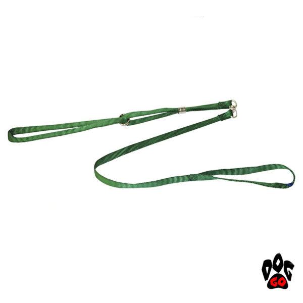 Ринговка для собак CROCI нейлон, лента, 111х1 см-1
