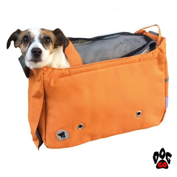 Сумка для переноски собак и котов CROCI Megan, 40х20х27см-1