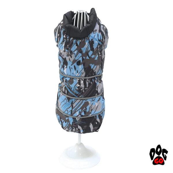 Теплая куртка для собаки CROCI JACKSON-1