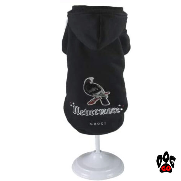 Толстовки для собак CROCI NEVERMORE-1