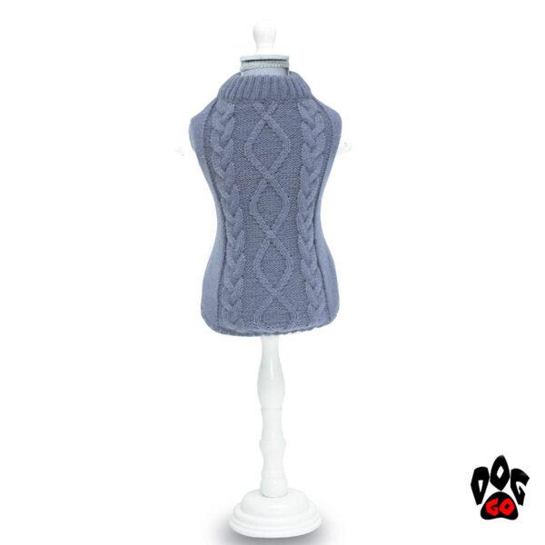 Вязаная одежда для собак CROCI BRAID-1