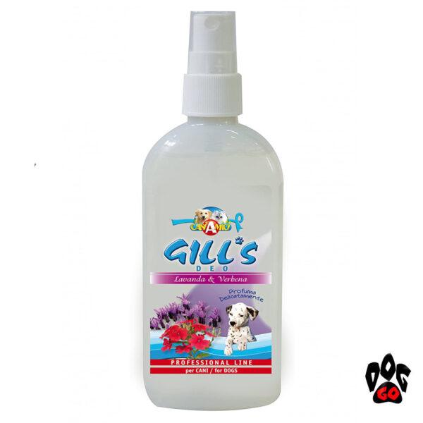 Дезодорант для собак и кошек GILL'S CROCI, 150мл-1