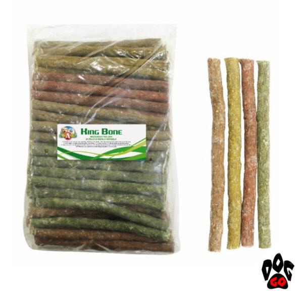 Палочки для чистки зубов собак CROCI MIX, цветные (12.5-13 см)-1