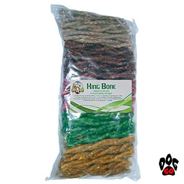 Палочки для чистки зубов собак CROCI MIX, цветные (12.5-13 см)-4