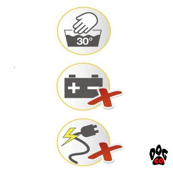 Термоковрик для собак и кошек CROCI THERMO (56х35, 79х53, 110х72см)-2