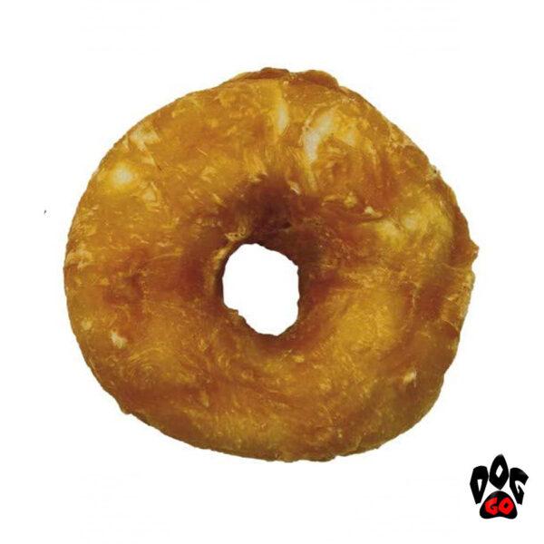 Вкусняшка для собак CROCI BBQ PARTY барбекю пончик, 7см-1