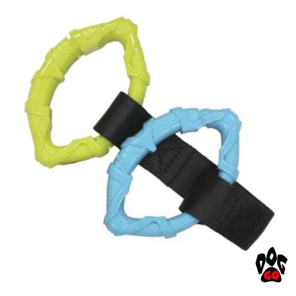Эспандер для собак CROCI CATCHER, резина, 14см-1