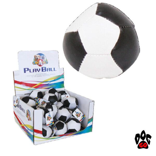 Футбольный мяч для собаки CROCI, мягкий, Д=5см-1