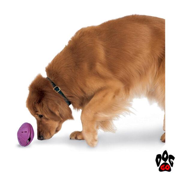 Игрушка для лакомств для собак PETSAFE Юла CROCI, литая резина, Д=15см-2