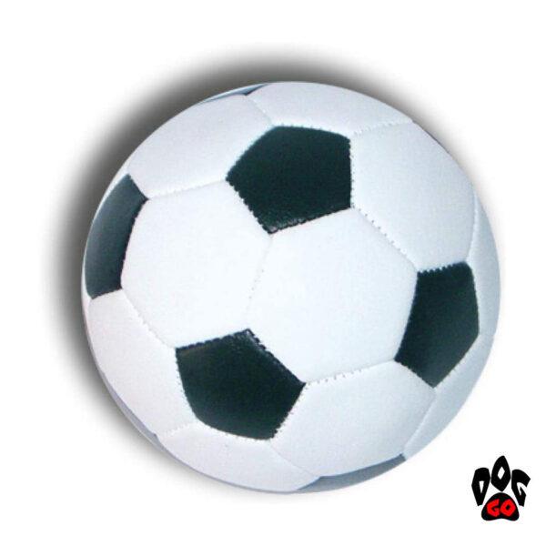 Игрушка для собак мяч футбольный мягкий CROCI CaniAMici, 9см-1