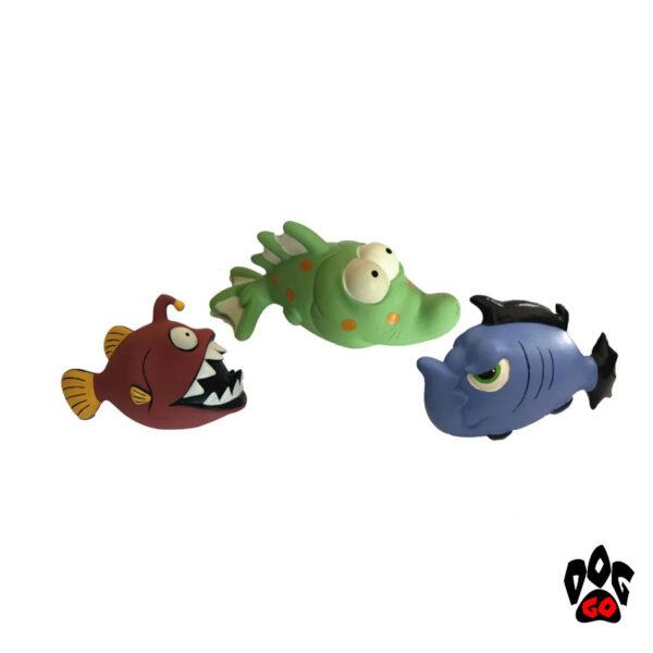 Игрушка для собак Обитатели глубин CROCI, 19см-1