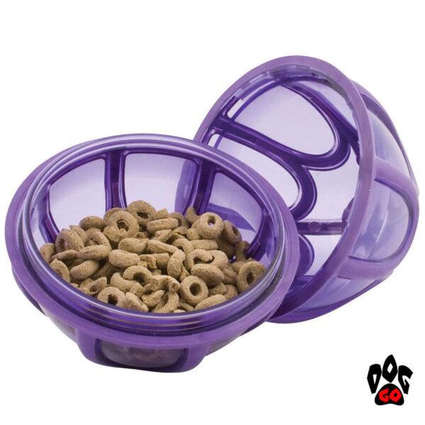Игрушка для собак с кормом PETSAFE Шар CROCI, M/L-1